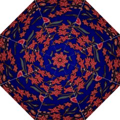 Batik  Fabric Folding Umbrellas by BangZart