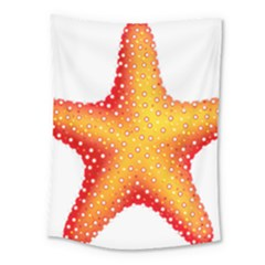 Starfish Medium Tapestry by BangZart