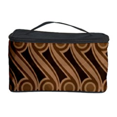 Batik The Traditional Fabric Cosmetic Storage Case by BangZart
