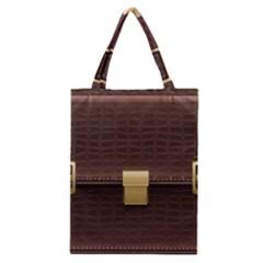 Brown Bag Classic Tote Bag by BangZart