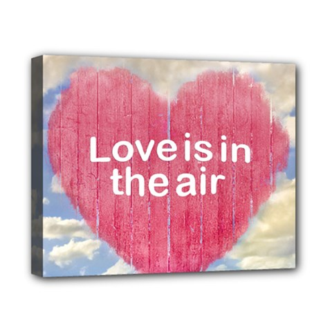 Love Concept Poster Design Canvas 10  X 8  by dflcprints