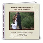 wedding albumII - 8x8 Photo Book (20 pages)