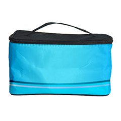 Large Water Bottle Cosmetic Storage Case by BangZart