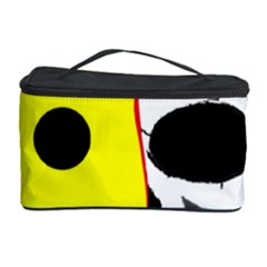Skull Behind Your Smile Cosmetic Storage Case by BangZart