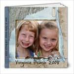 va beach 2008 - 8x8 Photo Book (20 pages)
