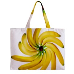 Bananas Decoration Medium Tote Bag by BangZart