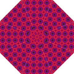 Retro Abstract Boho Unique Hook Handle Umbrellas (medium) by BangZart