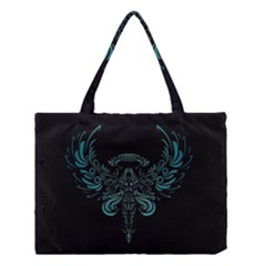 Angel Tribal Art Medium Tote Bag by BangZart