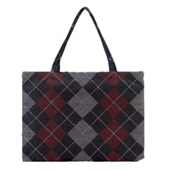 Wool Texture With Great Pattern Medium Tote Bag by BangZart