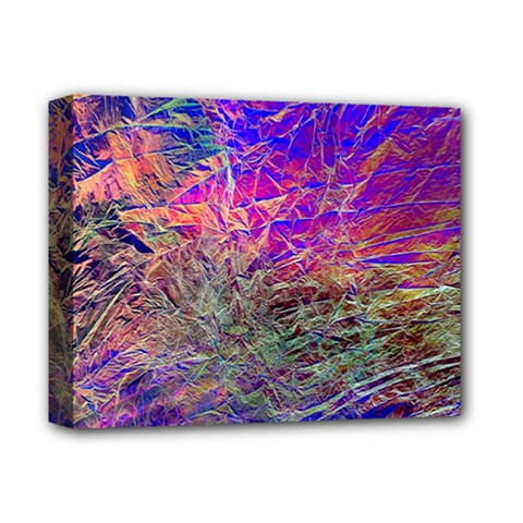 Poetic Cosmos Of The Breath Deluxe Canvas 14  X 11  by BangZart