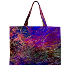Poetic Cosmos Of The Breath Zipper Mini Tote Bag by BangZart