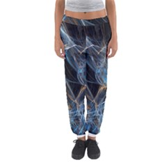Fractal Tangled Minds Women s Jogger Sweatpants by BangZart