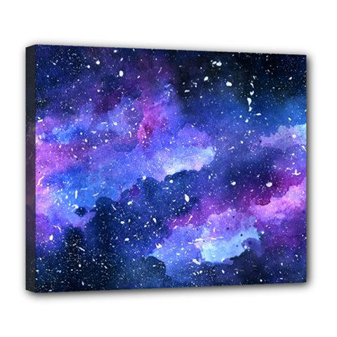 Galaxy Deluxe Canvas 24  X 20   by Kathrinlegg