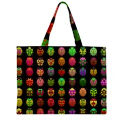 Beetles Insects Bugs Zipper Mini Tote Bag by BangZart