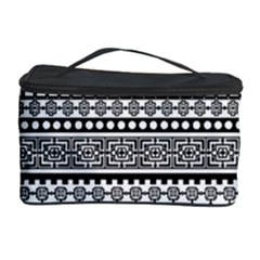 Aztec Pattern Design(1) Cosmetic Storage Case by BangZart