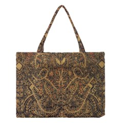 Art Indonesian Batik Medium Tote Bag by BangZart