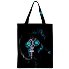 Gas Mask Classic Tote Bag by Valentinaart