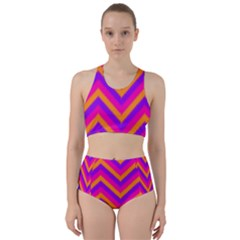 Chevron Bikini Swimsuit Spa Swimsuit