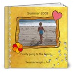 beach - 8x8 Photo Book (30 pages)