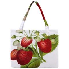 Food Fruit Leaf Leafy Leaves Mini Tote Bag by Nexatart