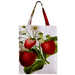 Food Fruit Leaf Leafy Leaves Classic Tote Bag by Nexatart