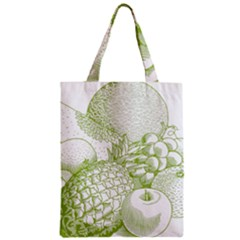 Fruits Vintage Food Healthy Retro Classic Tote Bag by Nexatart