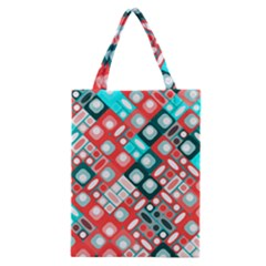 Pattern Factory 32d Classic Tote Bag by MoreColorsinLife