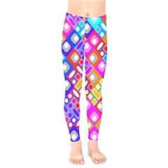 Pattern Factory 32a Kids  Legging by MoreColorsinLife
