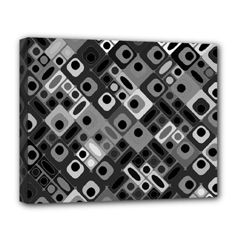 Pattern Factory 32f Deluxe Canvas 20  X 16   by MoreColorsinLife