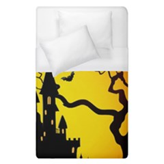 Halloween Night Terrors Duvet Cover (single Size) by BangZart