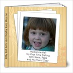 First Time Fishing - 8x8 Photo Book (20 pages)