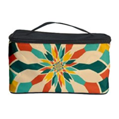 Summer Festival Cosmetic Storage Case by linceazul