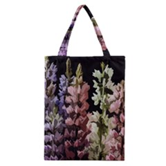 Flowers Classic Tote Bag by Valentinaart