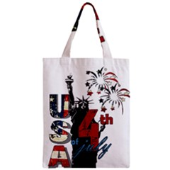 4th Of July Independence Day Classic Tote Bag by Valentinaart