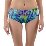 Drake 1 800 Hotline Bling Reversible Mid-Waist Bikini Bottoms