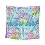 Drake 1 800 Hotline Bling Square Tapestry (Small)