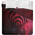 Bassnectar Galaxy Nebula Duvet Cover Double Side (King Size)