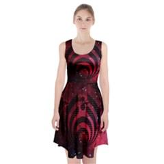 Bassnectar Galaxy Nebula Racerback Midi Dress by Onesevenart