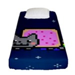 Nyan Cat Fitted Sheet (Single Size)