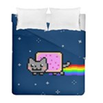 Nyan Cat Duvet Cover Double Side (Full/ Double Size)