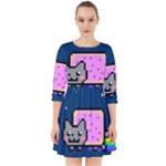 Nyan Cat Smock Dress
