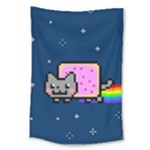 Nyan Cat Large Tapestry