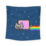 Nyan Cat Square Tapestry (Small)