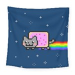 Nyan Cat Square Tapestry (Large)