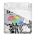 Panic ! At The Disco Duvet Cover (Full/ Double Size)