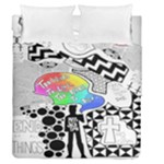 Panic ! At The Disco Duvet Cover Double Side (Queen Size)