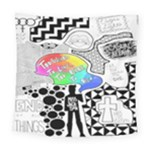 Panic ! At The Disco Square Tapestry (Large)
