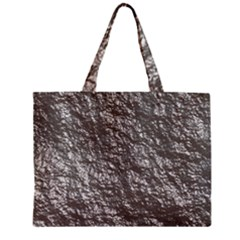 Crumpled Foil 17b Mini Tote Bag by MoreColorsinLife