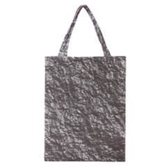 Crumpled Foil 17b Classic Tote Bag by MoreColorsinLife