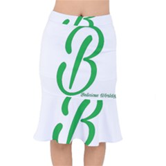 Belicious World  b  In Green Mermaid Skirt by beliciousworld